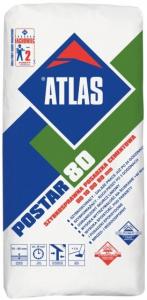 Atlas Postar 80 szybkosprawna posadzka cementowa 25 kg