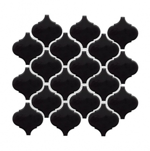 Dunin Mini Arabesco Black 27,6x25 cm